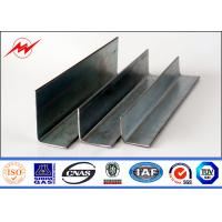 Quality Industrial Furnaces Galvanised Steel Angle Standard Sizes Galvanised Angle Iron for sale