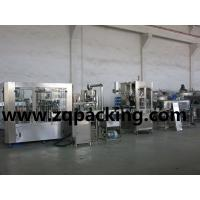 Buy cheap Auto Water bottle Packing Line ,Auto Fresh Water Filling Production Line product