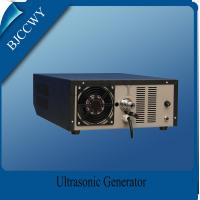 China Ultrasonic Frequency Generator For Welding Machine Ultrasonic Pulse Generator on sale