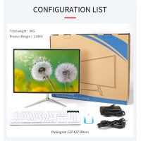 Quality AIO 19.1 Inch Desktop Computer Core I3 I5 Processor 8G RAM 240GB SSD For Office Use for sale