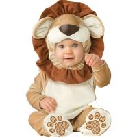 Quality Lion Infant Baby Costumes Boys Christmas Outfits with hood Spring 2018 for sale