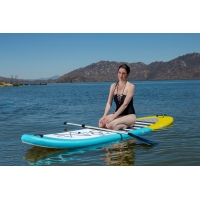 """Buy cheap Three Fin 286lbs 118″X30""""X4"""" Inflatable Surf SUP from wholesalers"""