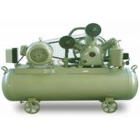 Buy cheap Diesel Belt Driven Piston Air Compressor With Double Gas Nozzle High Grade Aluminium Cylinder product