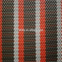 Quality Fashion Braided Woven Vinyl Flooring For Marina Flame Resistant Material for sale