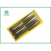 Buy cheap Rolling 6mm Thread Tap 9XC Material ,Hard Red Finish Taper Hand Tap from wholesalers