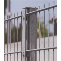 Quality Galvanized Double Wire Fence Panel for sale