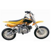 Off Road Street Legal Motorcycles , 110cc Off Road Motorcycle Bikes Front Disc Rear Drum