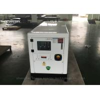 Buy cheap 30 KVA Cummins Diesel Generator Set Emergency Power 50Hz / 60Hz from wholesalers
