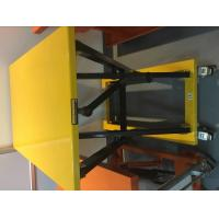 Quality Durable Mechanical Lift Table / Mechanical Scissor Lift Table 950X600 Table for sale