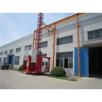 Quality Hydraulic construction lift 1000kg - 2700kg  High strength steel for sale