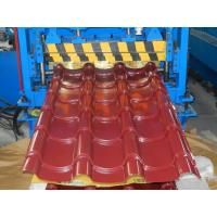 Cheap Red Colour coated galvanised metal roof sheet PPGI  /  PPGL Sheet for house wholesale