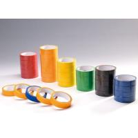 Quality Heat Resistant Automotive Paint Masking Tape , Strong Adhesive Masking Tape for sale
