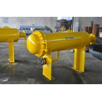 Quality BOCIN High Precision Natural Gas Filter Separator For Liquid Separating / Gas Separating for sale
