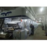 Buy cheap 9 Colours Rotogravure Printing Machine For Printing Lamination Film With Printing Unit Servo Driven product
