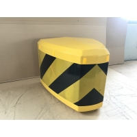 Quality Highway Branch Tunnel Impact Attenuator Pile Collision Avoidance for sale