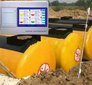 China float level gauge diesel pump calibration machine fuel tank level monitoring system magnetostrictive level sensor on sale