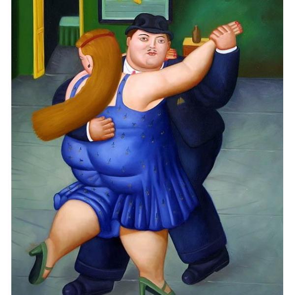 Fat Couple Dancing 102