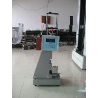Quality Non Metallic Charpy Impact Test Machine , ISO Qualified Izod Impact Machine for sale