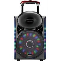 Quality Led Lights Outdoor Portable Speaker System With Bluetooth And Microphone for sale