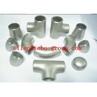 China Copper Nickel 9010 Pipe Fittings Concentric /  Eccentric Reducer on sale