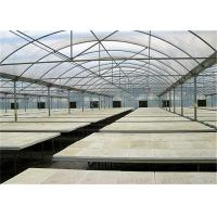 Quality Easy Installed Plastic Garden Greenhouse , Large Plastic Greenhouse For Tomato for sale