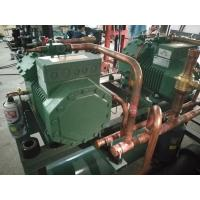 Quality 15HP Bitzer Refrigeration Unit Compact Structure For Processing Workshop for sale