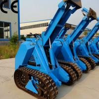 Quality MS series compact mini crawler loader for sale mini skid steer for sale