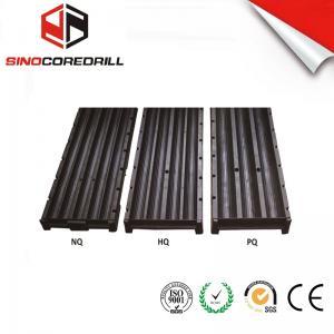 Quality Plastic Core Box Core Tray For Core Sample New Material BQ NQ HQ PQ Size for sale
