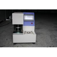 Buy cheap Textile Color Fastness To Washing Testing Machine , Leather Hydrostatic Pressure Tester from wholesalers