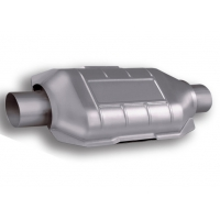 Quality TS 16949 Euro 3 2 Inch 3 Way Catalytic Converter for sale