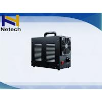 Buy cheap Portable Adjustable Ozone Output Ozone Generator For Hotel Room Removing Odor from wholesalers