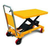 Quality Safety Heavy Duty Scissor Lift Table , Hydraulic Scissor Platform Lift For Workshop for sale