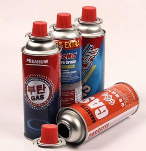 Quality Gas butane cartridge for sale