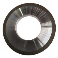 Quality Flat Resin Bonded Diamond Grinding Wheels For Carbide High Class Abrasive Tools for sale