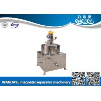 Quality 3KW φ190mm Non Ferrous Metal Wet High Intensity Magnetic Separator For Slurry for sale