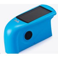 Buy cheap NHG268 Tri Gloss Meter  In Blue , 60 Degree Gloss Meter With Calibration Plate product