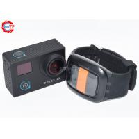Buy cheap CE / ROHSRemote Control Sports Camera , Waterproof Mini Sport Camcorders product