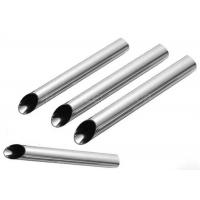 Quality Round 347 Stainless Steel Tubing Custom Size Max 18m Length For Heat Exchangers for sale