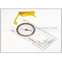 China Luxury acrylic screen positioned Military  compass with compass for operational command KMC-1 on sale