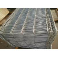 China Hot - Dipped Galvanized Wire Mesh Fence with 4 mm Wire Diameter With 50mm × 100mm Hole Size on sale