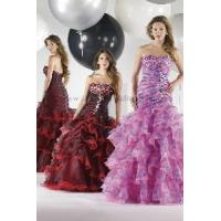 Buy Tiny Sweetheart Ruffled Layered Skirt New Prom Dresses (PD10022) at wholesale prices