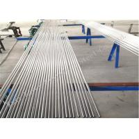 Buy cheap AISI 409 / 439 / 441 / 444 Round Welding Stainless Steel Tube for Oil Tubes / Brackets product