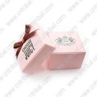 China Juicy Couture Jewelry Packaging on sale