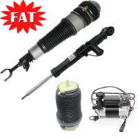 Quality Fat chassis Air suspension complete set for Audi A6 C6 air shock absorber air spring compressor for sale