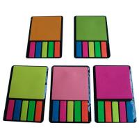 Quality Memo, Promotion Stationery, Office Supply, Fluorescent Sticky Note Pad (QX-11) for sale