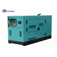 Buy cheap Weatherproof Continuous Output 180KW / 225kVA Doosan Diesel Engine Generator 50Hz from wholesalers