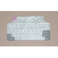 China Waterproof White Silicone Rubber Keypad For Mobile Phone , FCC ROHS Approved on sale