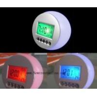 Buy cheap Changing Table Clock from wholesalers