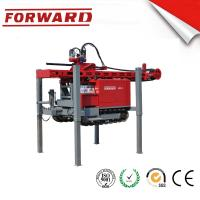 Quality Multifunction Crawler Mounted Mud Drilling Water Well Drilling Rig / water borehole Drilling Rig for sale