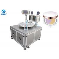 Quality High Speed Cosmetic Filling Machine Stainless Steel For BB Cream for sale